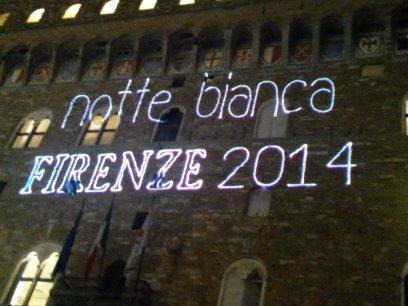 Noapte alba , Firenze 30 aprilie 2014