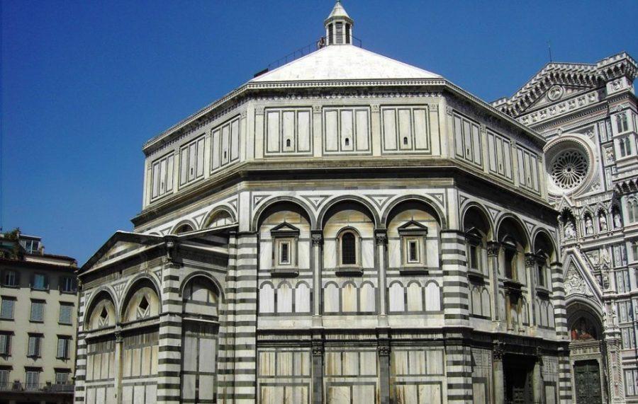 Finiti i lavori di restauro del Batistero