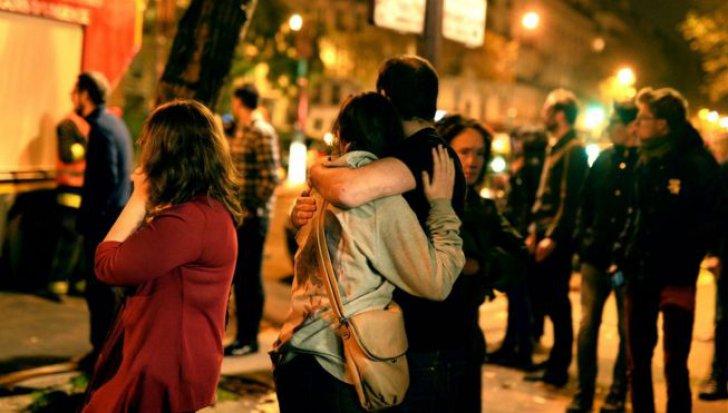 Atac terorist la Paris